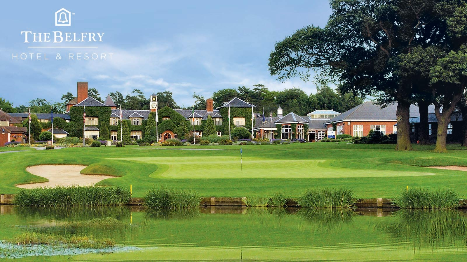 WIN A luxury stay at the Belfry Hotel & Resort sweepstakes