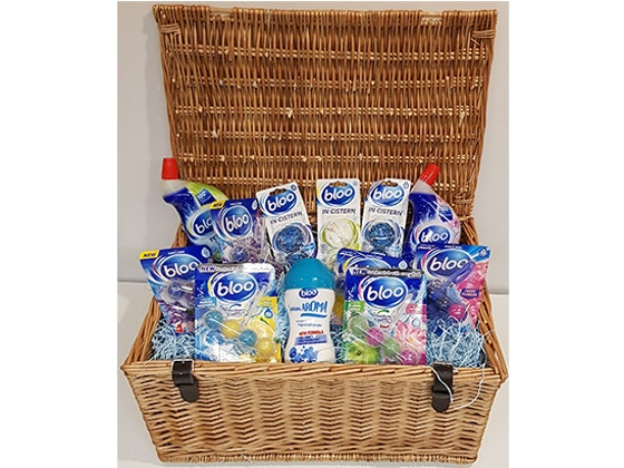 cleaning hamper sweepstakes