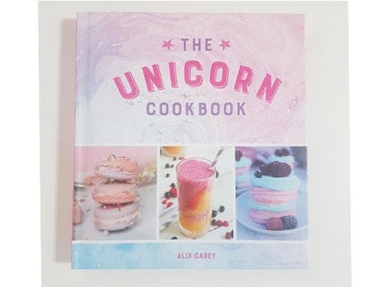 Unicorn cookbook sweepstakes