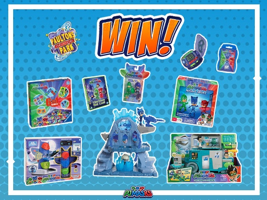 PJ Masks bundle sweepstakes