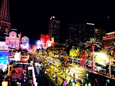 Las Vegas Maraton Entry sweepstakes
