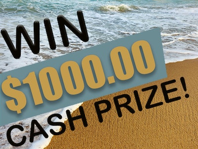 $1000 Cash June 2019 sweepstakes