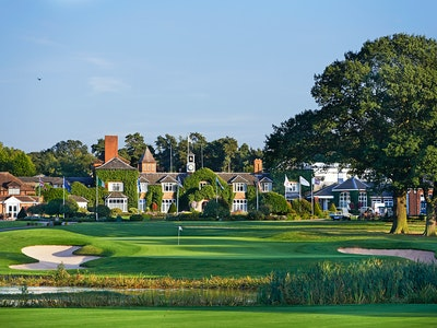 The Belfry sweepstakes