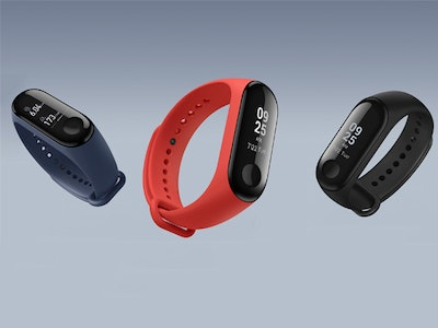 two Xiaomi Band 3 Activity Trackers and a bundle of Neutradol Fresh Pink Products sweepstakes
