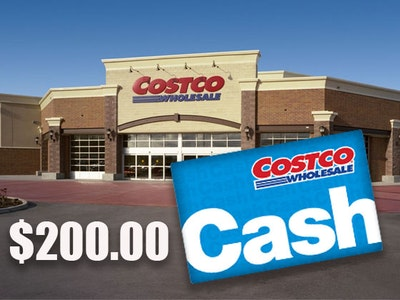Coscto - July 2019 sweepstakes