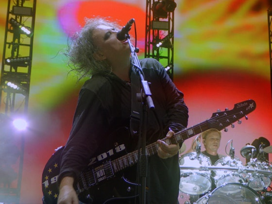Tickets to see the new concert film, The Cure  sweepstakes