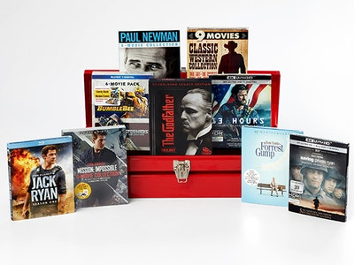 Movie Prize Pack sweepstakes