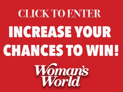Woman's World sweepstakes