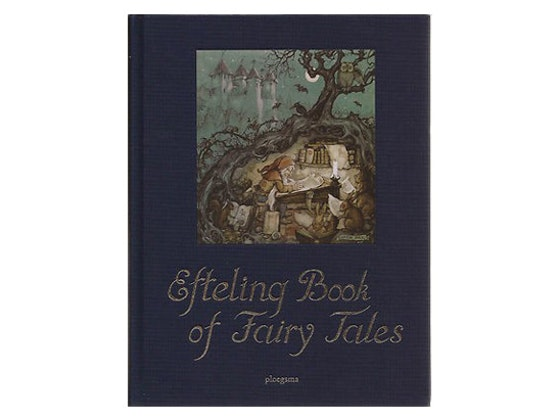 A copy of Efteling's Book of Fairytales! sweepstakes