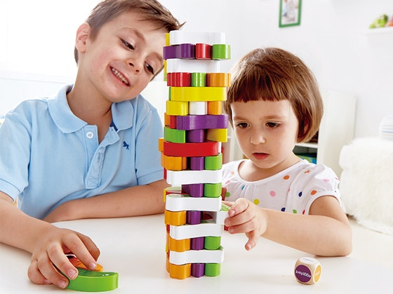 Hape Veggie Stacking Game sweepstakes