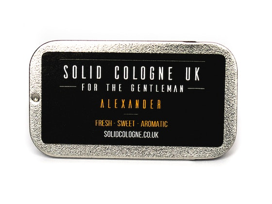 Alexander Solid Cologne sweepstakes