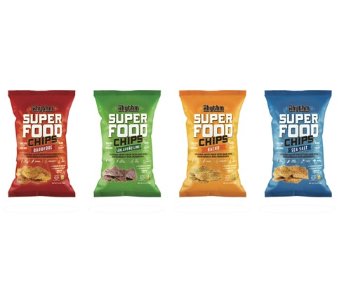 Rhythm Superfoods Chips sweepstakes