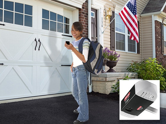 Genie Garage Door Opener sweepstakes