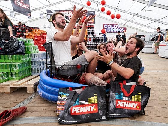Mit PENNY Festival-Fun gewinnen Gewinnspiel