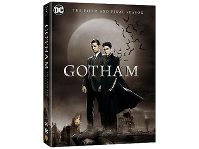 Gotham: The Complete Fifth Season on DVD sweepstakes