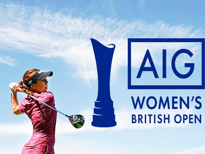 WIN AIG Women's British Open Pro-Am Place! sweepstakes