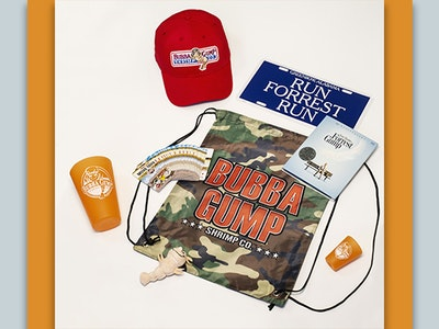 Forrest Gump 25th Anniversary Addition sweepstakes