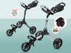 WIN A BAGBOY NITRON PUSH TROLLEY sweepstakes