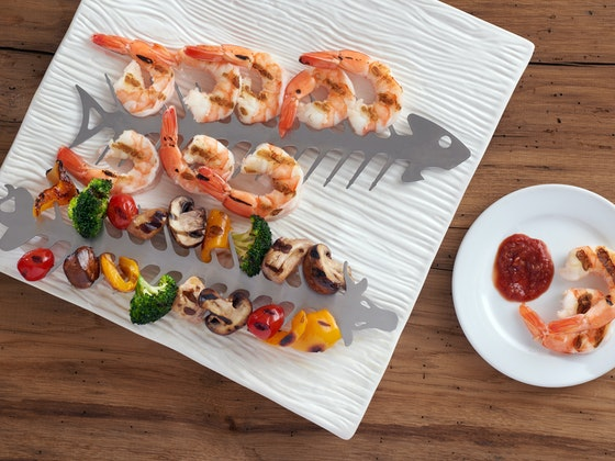 Slide & Serve BBQ Skewers sweepstakes