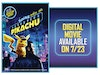 Pokémon Detective Pikachu on Digital! sweepstakes