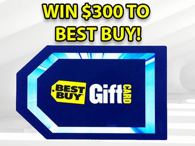 Sweepstakes, contests, giveaways - Win money, prizes and free stuff