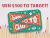 Back to School $500 Target Gift Card sweepstakes