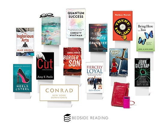 Bedside Reading 1930 sweepstakes