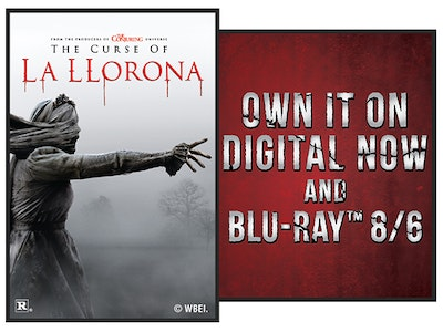 The Curse of La Llorona sweepstakes
