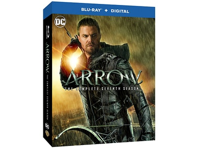 Arrow: The Complete Seventh Season on Blu-ray™ sweepstakes