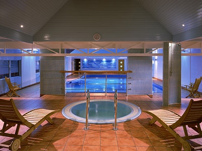 Relaxing Spa Day for Two sweepstakes