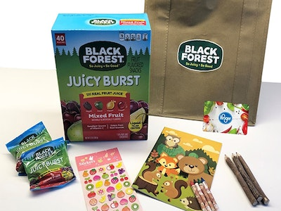Black Forest Gummy Bears sweepstakes