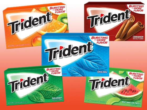 Trident Gum sweepstakes
