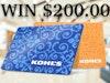 $200 Kohl's sweepstakes
