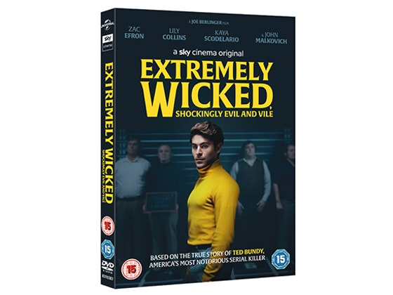 Extremely Wicked on DVD sweepstakes