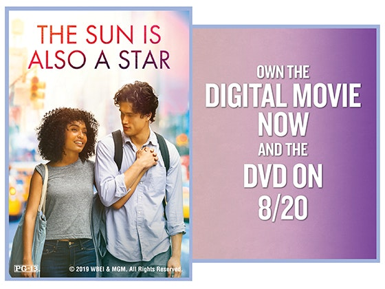 Win The Sun Is Also A Star! sweepstakes