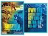 Godzilla: King of the Monsters! sweepstakes