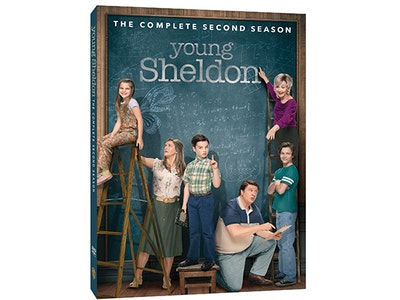 Young Sheldon Season 2 sweepstakes