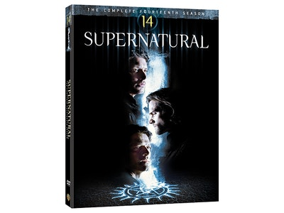 Supernatural: The Complete Fourteenth Season sweepstakes