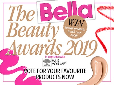 beauty products worth over £600!  sweepstakes