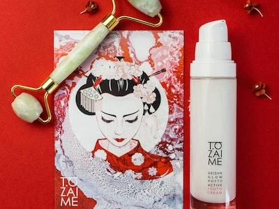 Geisha-Glow Pflegeset Gewinnspiel