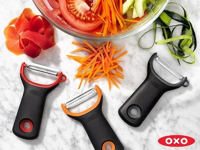OXO Neuheiten für Gemüse-Genießer Gewinnspiel