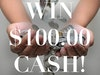 $100 Cash Prize September 2019 sweepstakes