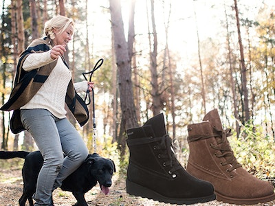 Harmony Boots from BEARPAW sweepstakes