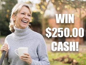 250 cash
