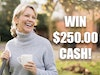 $250 Cash Prize September 2019 sweepstakes