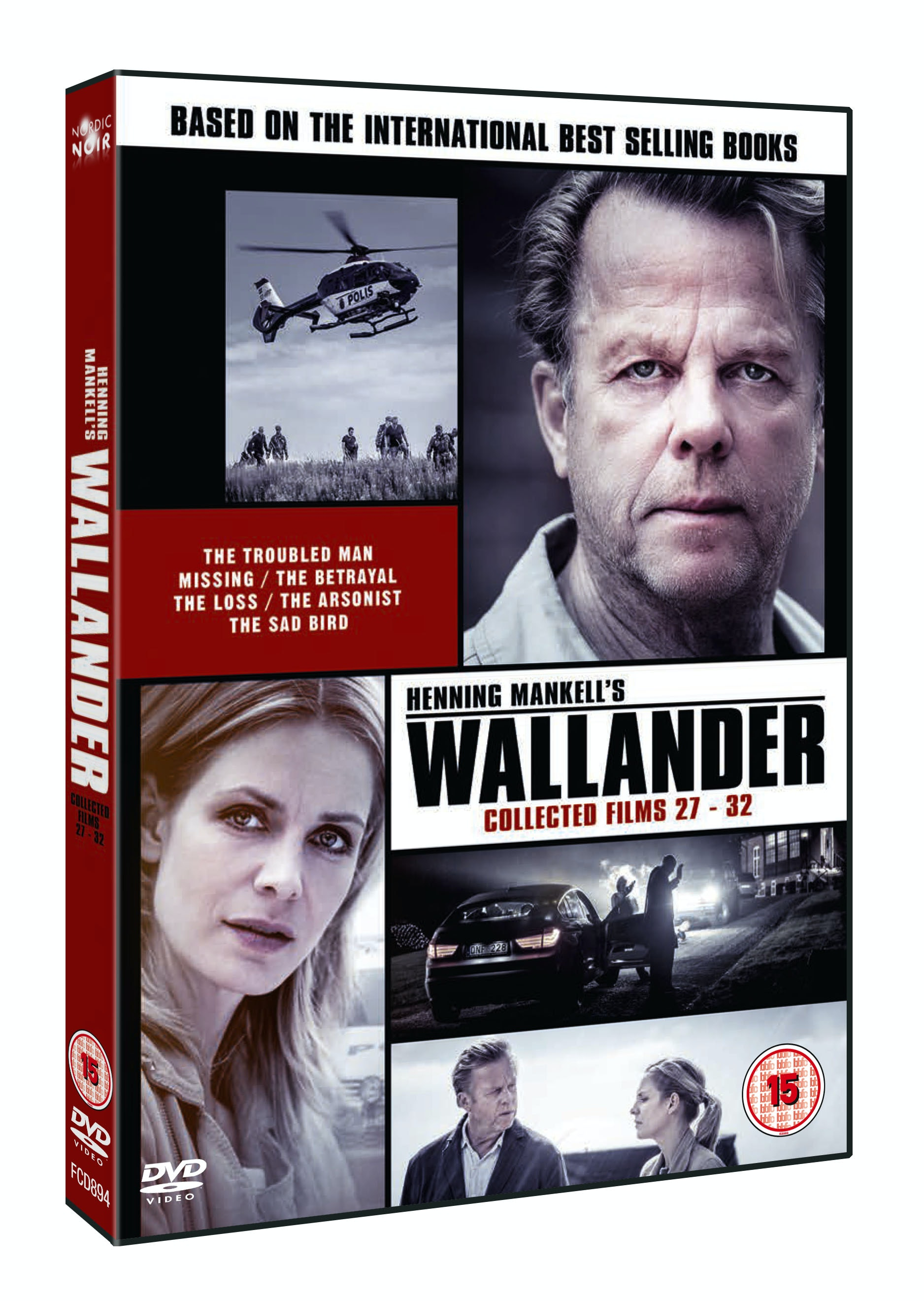 Wallander 27 32 3d dvd