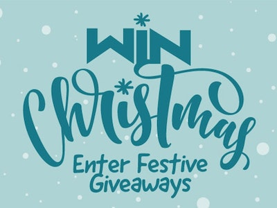 ENTER FESTIVE COMPS HERE sweepstakes