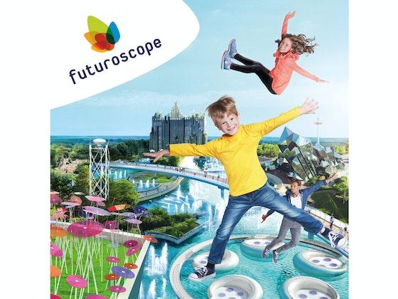 jeu concours 5 lots de 4 entrées au Futuroscope