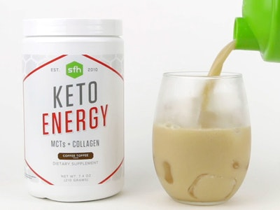Keto Energy and Protein sweepstakes