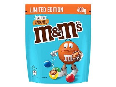 jeu concours 30 lots de 2 paquets M&M's Caramel Salé